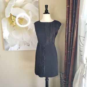 MM Couture By Miss Me ~ Black Textured Dress ~  S